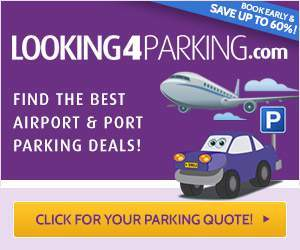 Looking4Parking Discount Codes Logo